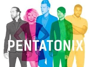 CD Cover/Pentatonix