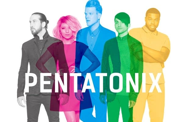 CD Cover/Pentatonix