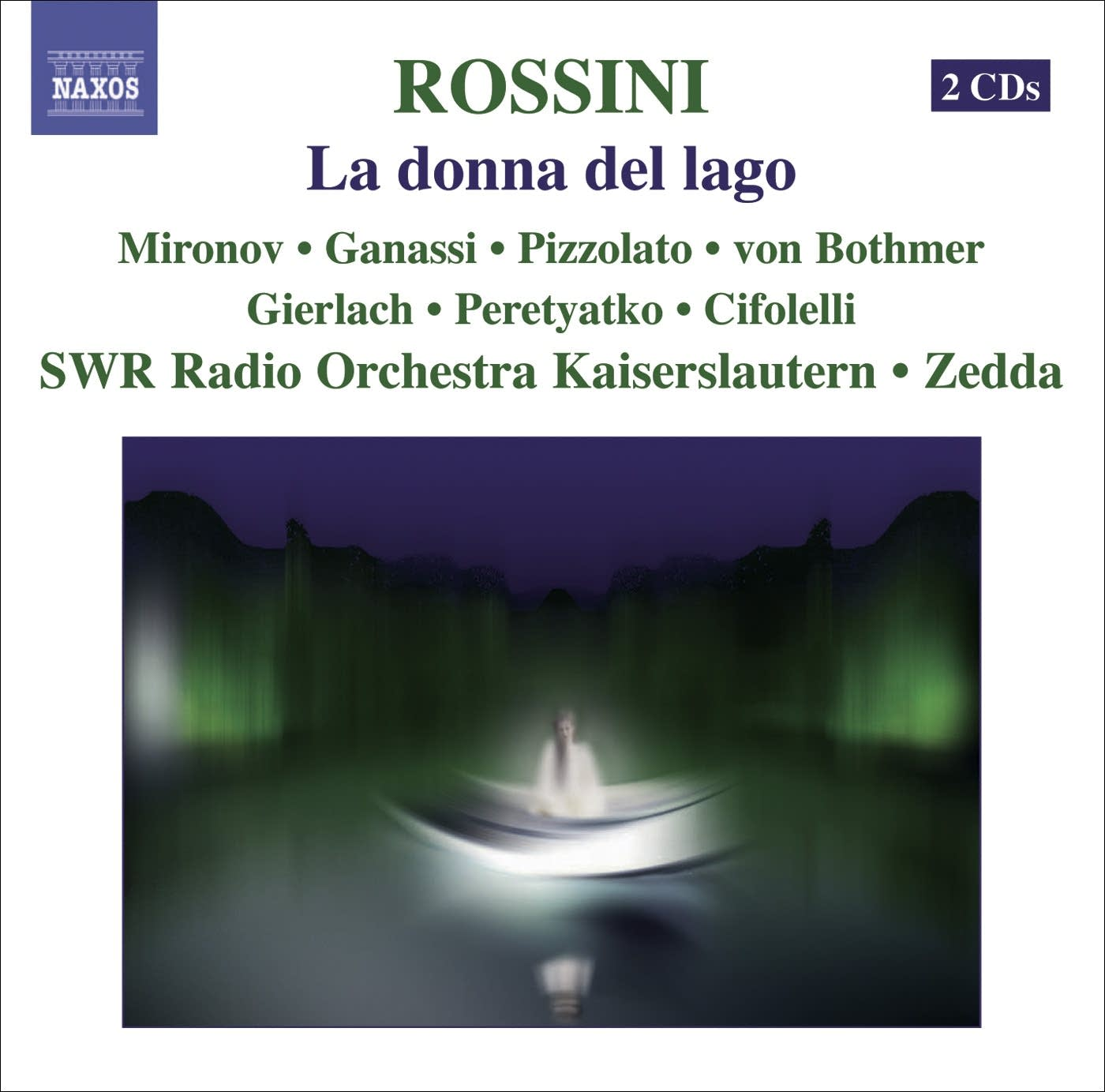 Gioachino Rossini - The Lady of the Lake: Tanti affetti in un momento