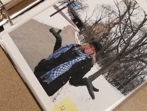 Photos of Justine Ruszczyk that were admitted as evidence.