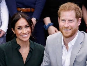 The Duke and Duchess Of Sussex visit Sussex.
