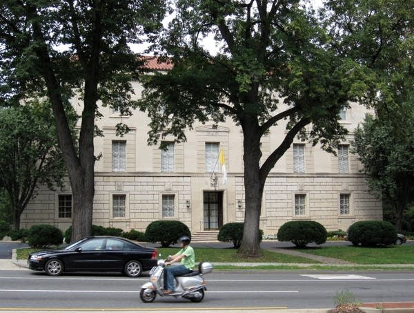Vatican embassy in Washington, DC