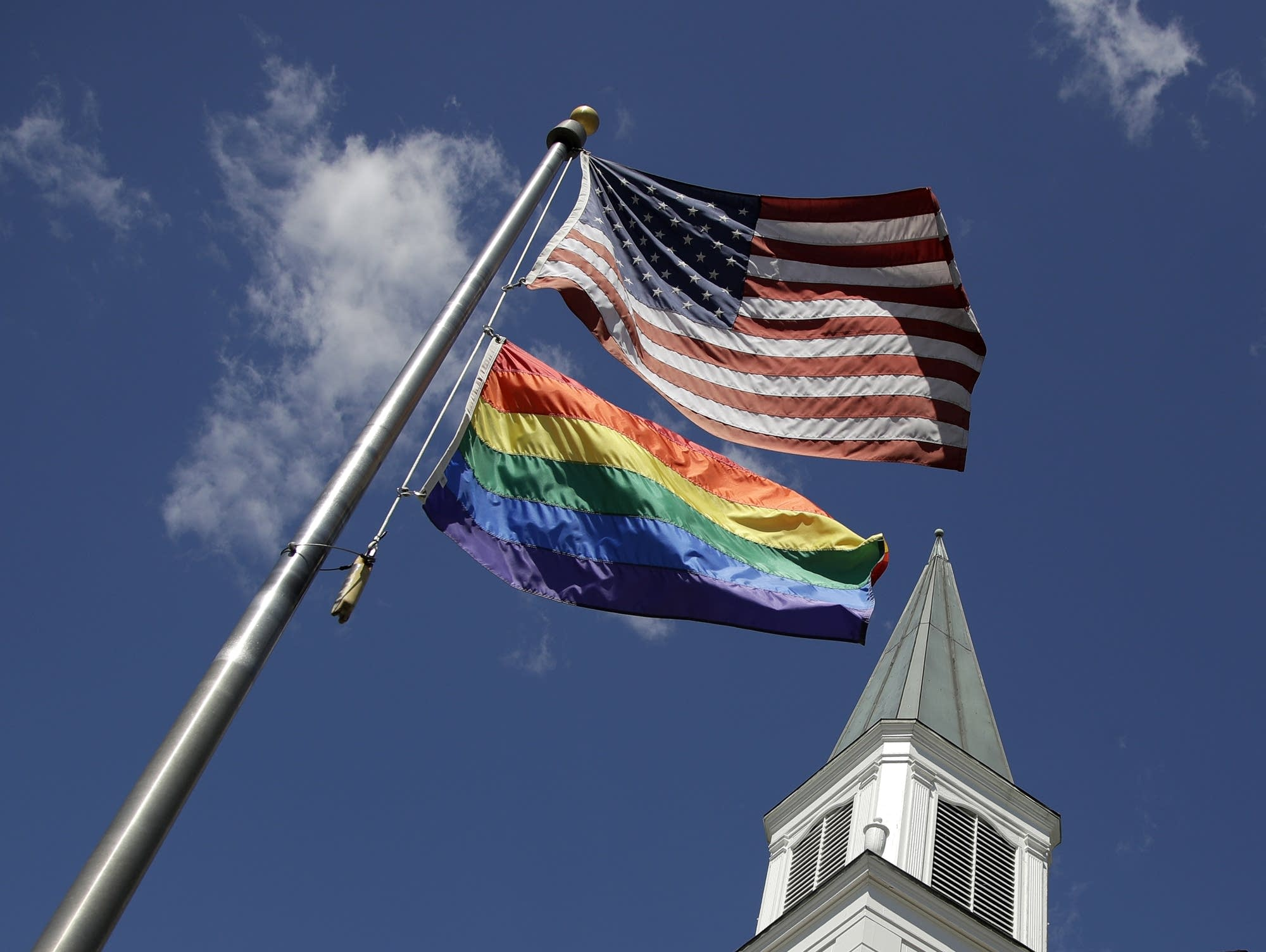 Pennsylvania Pastor Who Performed Gay Wedding Suspended