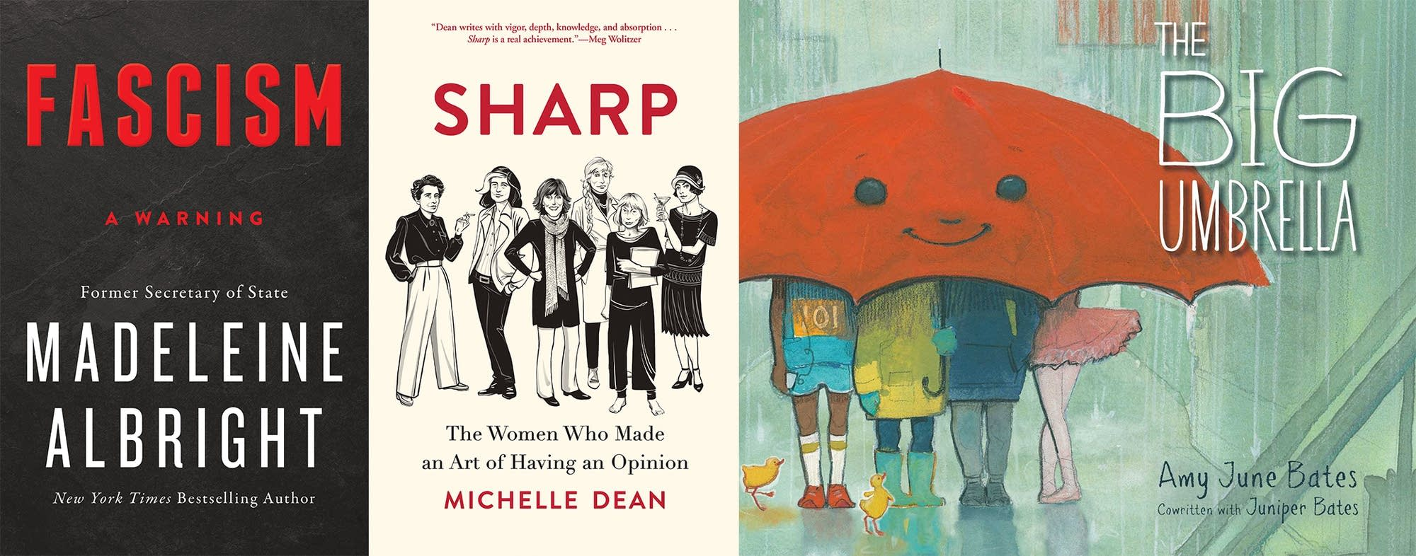 Scout & Morgan's picks for Indie Bookstore Day