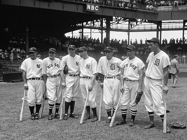 American League 1937 All-Stars