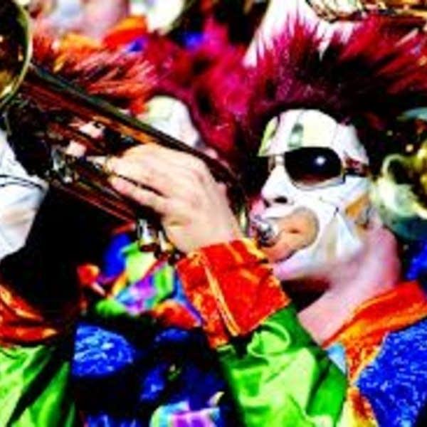 Mardi Gras Bands