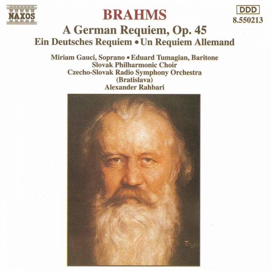 Johannes Brahms - A German Requiem