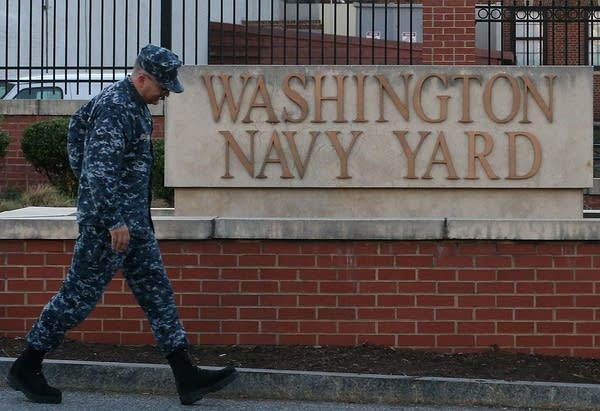 Washington Navy Yard Area Recovers Day After 13 De