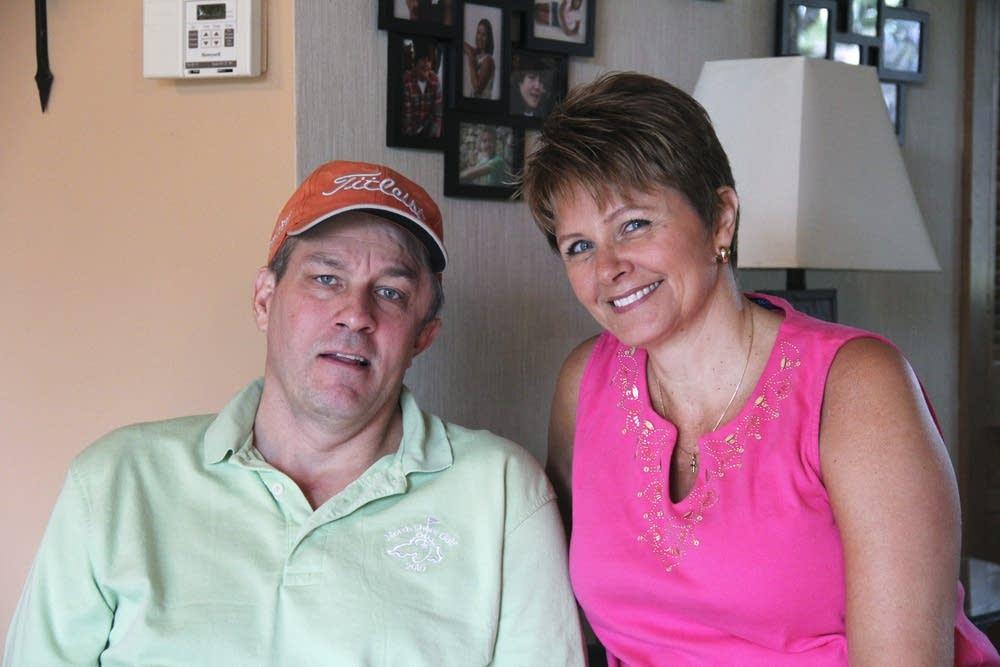 Bob and Lisa Sturtz