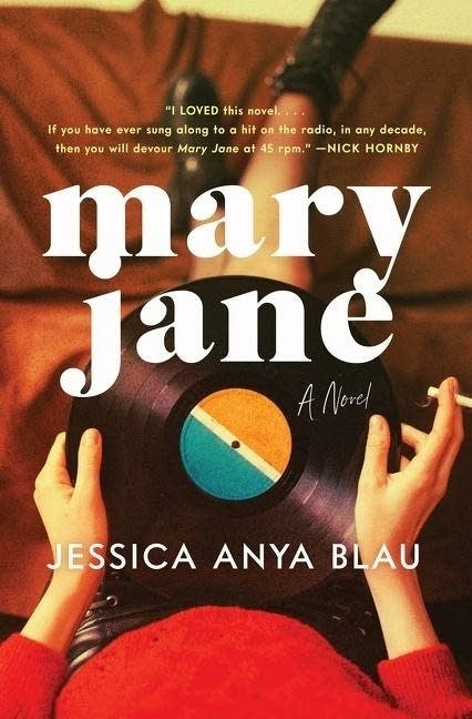 Cover of 'Mary Jane'