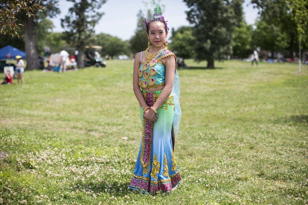 Lillian Vang, 15