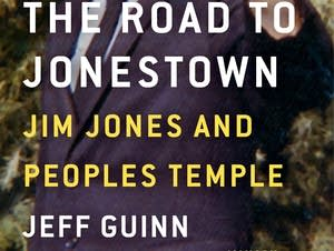 "Cover for ""The Road to Jonestown: Jim Jones and Peoples Temple."""