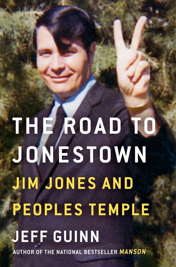 "Cover for ""The Road to Jonestown"""