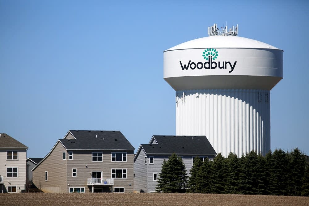 Woodbury made a plan for curbing its increased use of ground water.