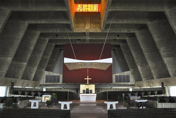 1961 Holtkamp organ at Saint John's Abbey, Collegeville, Minnesota