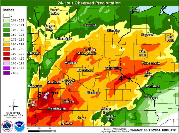 1616 rains