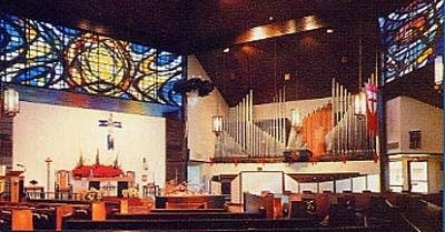 1979 Möller organ at the Church of Saint Boniface, Sarasota, Florida