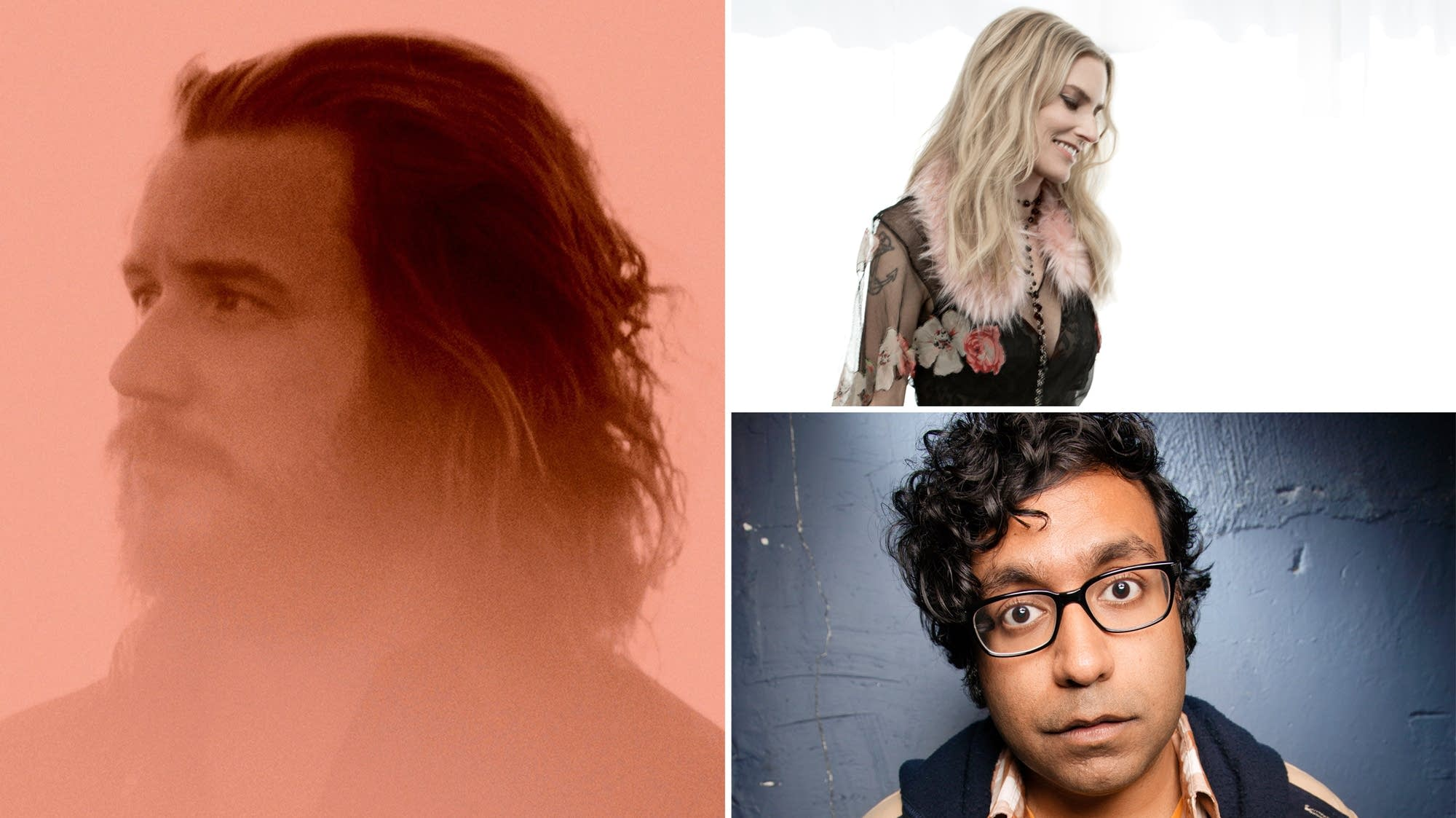 Jim James, Aimee Mann, Hari Kondabolu