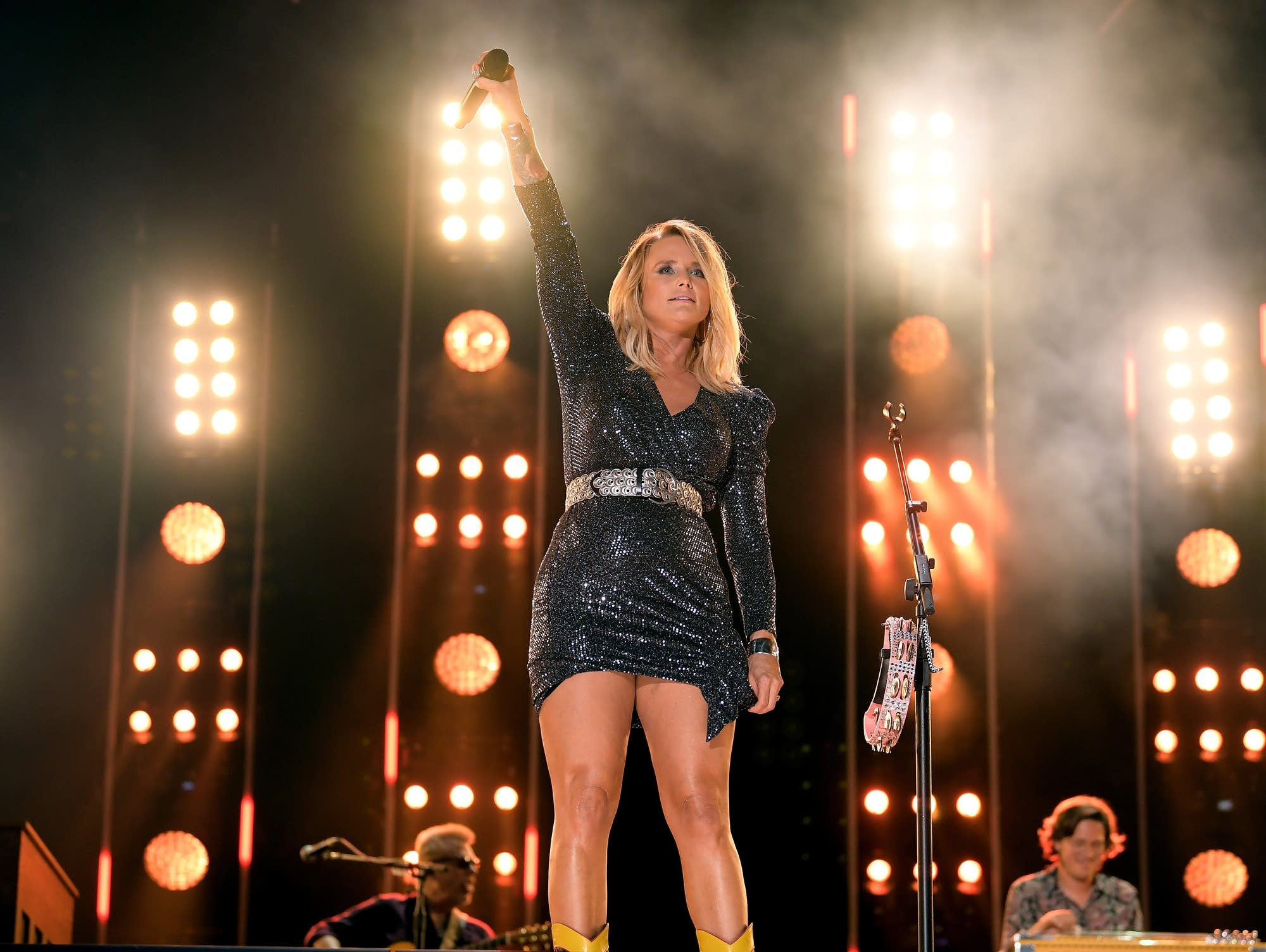 Miranda Lambert at 2019 CMA Music Festival - Day 3
