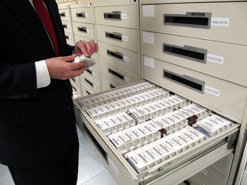 Microfilm records