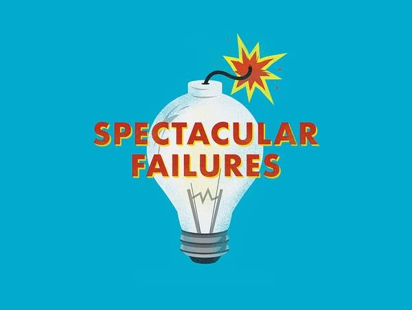 Spectacular Failures episode art