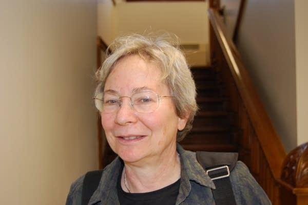 Toxicologist Rita Messing