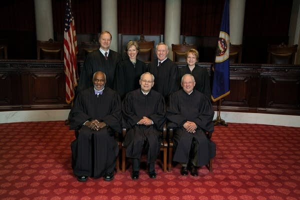The Minnesota Supreme Court Justices