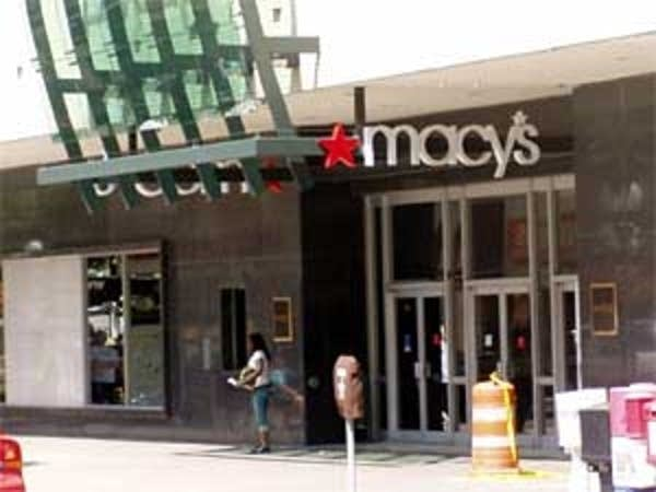 Macy's in St. Paul