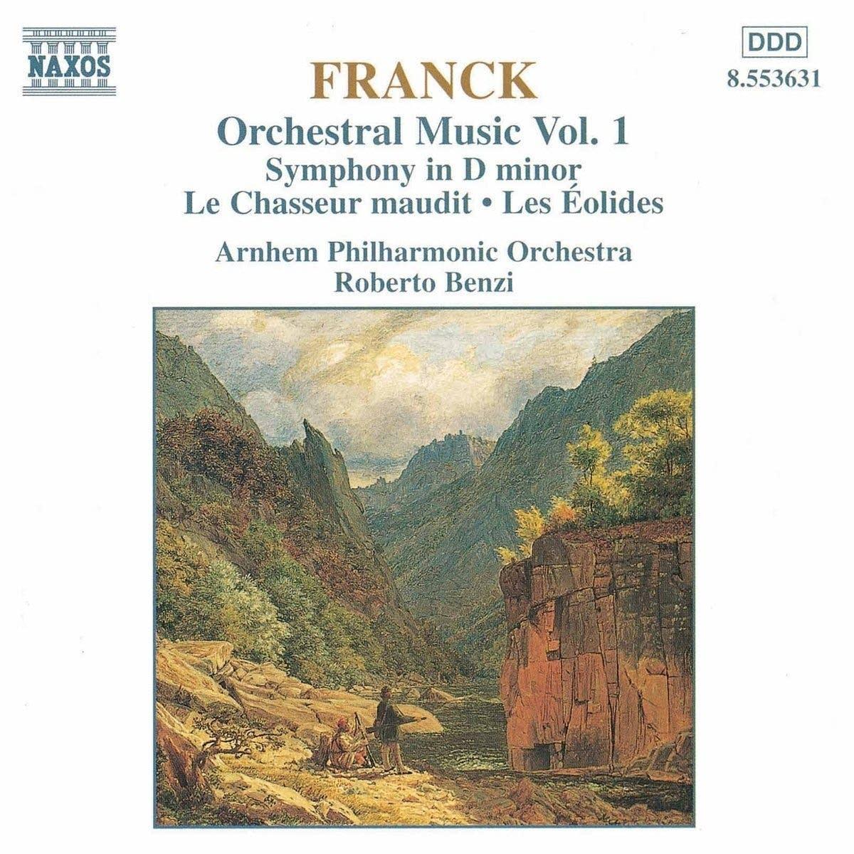 Cesar Franck - Symphony in D minor: III. Finale