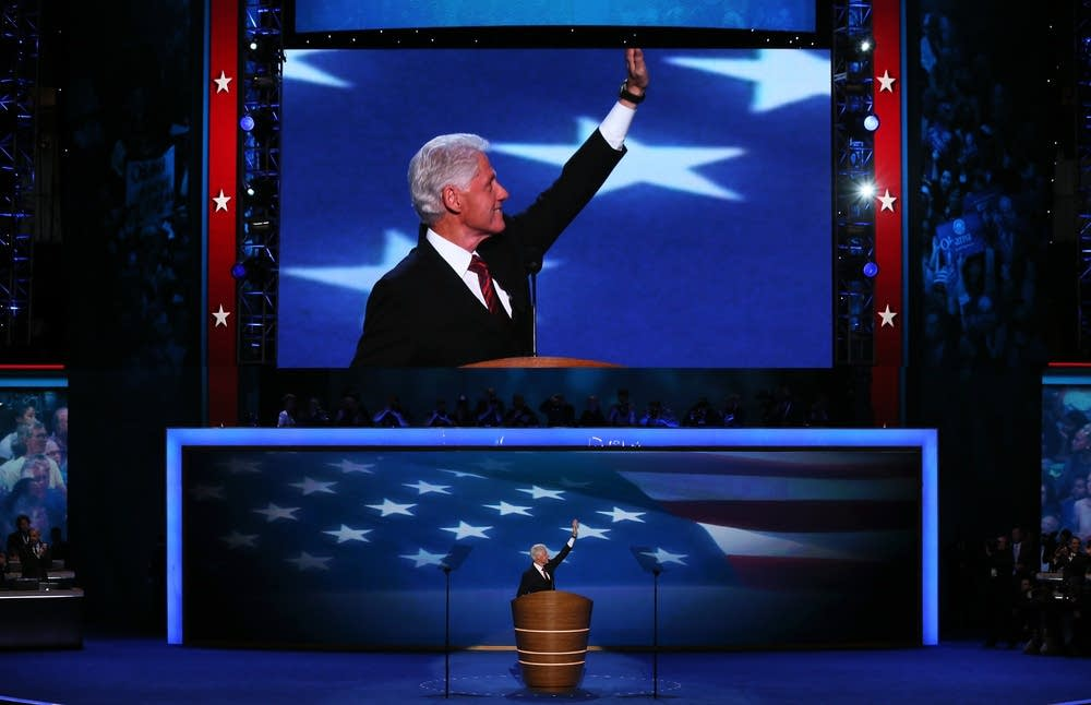 Democratic National Convention: Day 2