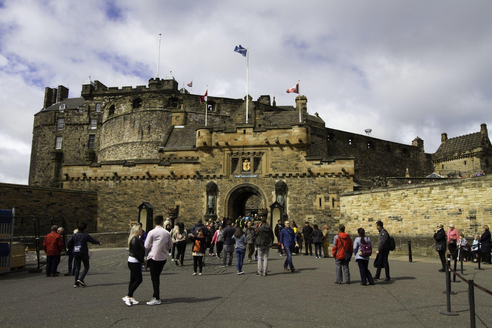 Edinburgh - 27 - Edinburgh Castle