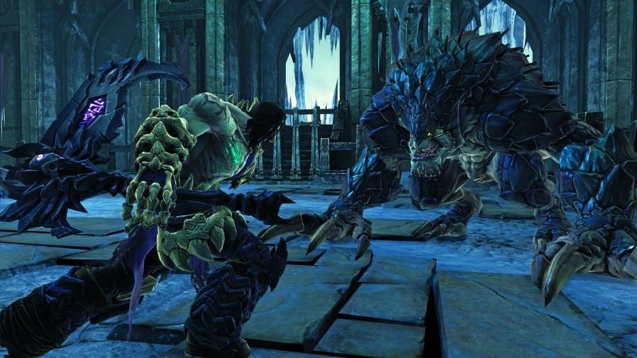 Screenshot from Darksiders II