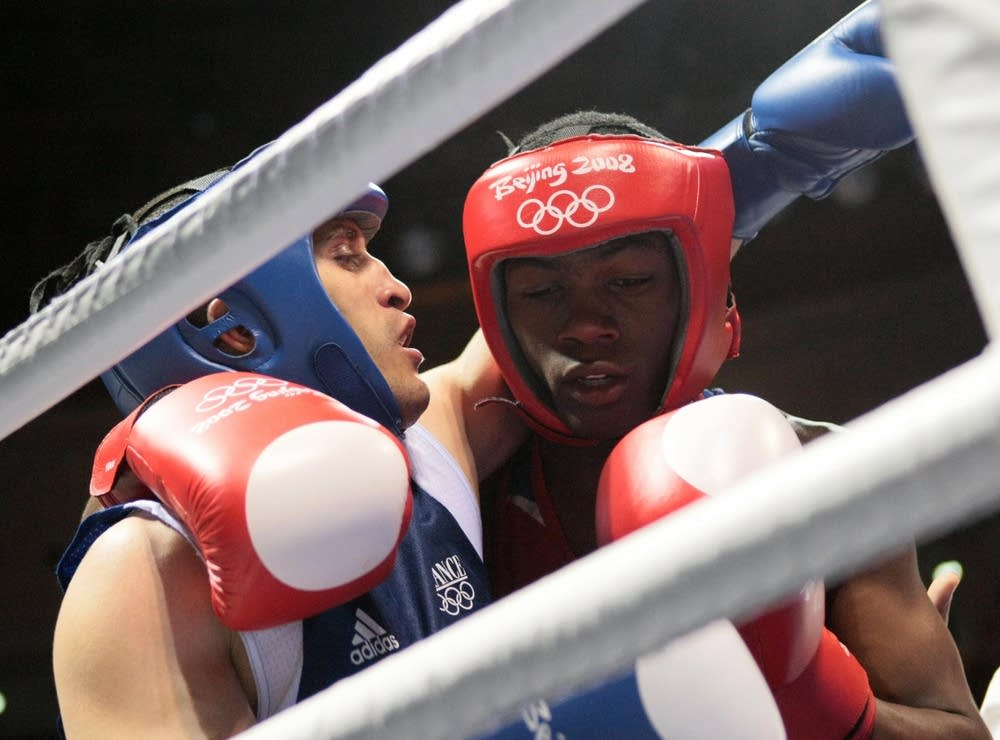 Olympics Day 7 - Boxing