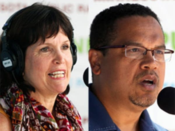 Keith Ellison and Betty McCollum
