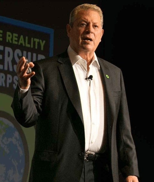 Former VP Al Gore's Climate Reality Project coming to Twin Cities Friday | MPR News
