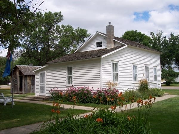 The Surveyor's House in De Smet, SD