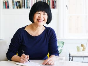 Food writer Andrea Nguyen