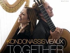 Yolanda Kondonassis and Jason Vieaux -Together