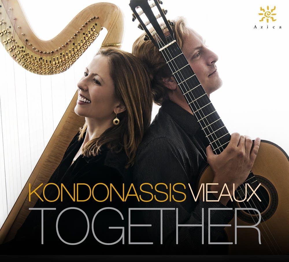 Yolanda Kondonassis and Jason Vieaux -Together