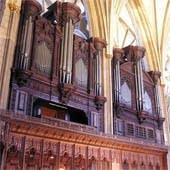 1907 Walker–1989 Manders at Bristol Cathedral, England