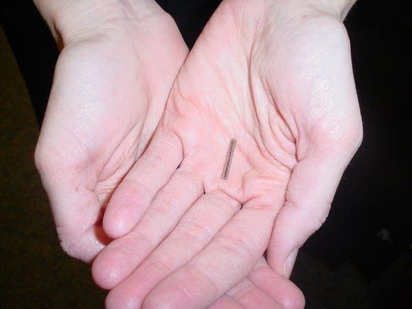 Bare metal stent