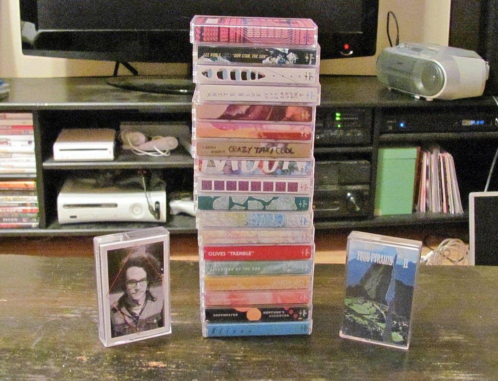 Cassette stack