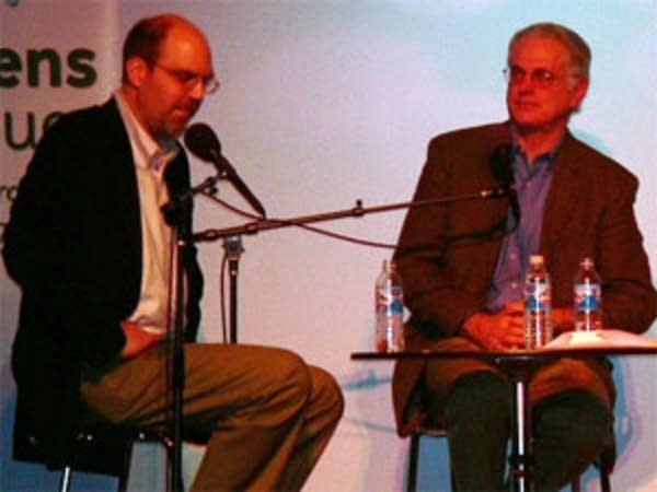Steve Parente and Chris Farrell