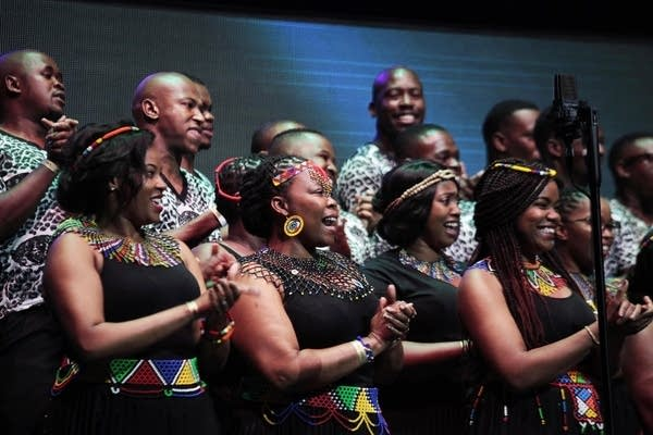 The Gauteng Choristers will sing with the Minnesota Orchestra.