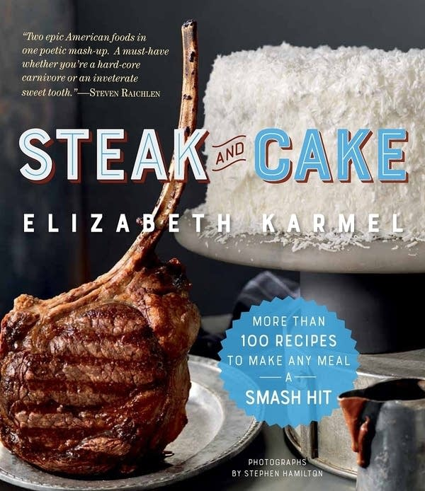 Steak and Cake book cover