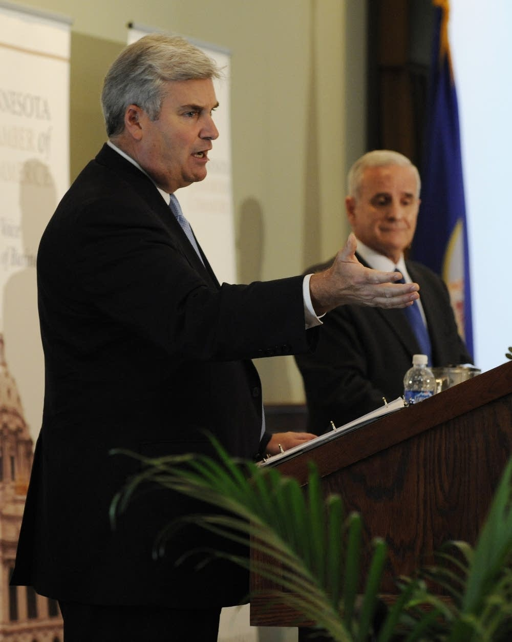Tom Emmer, Mark Dayton