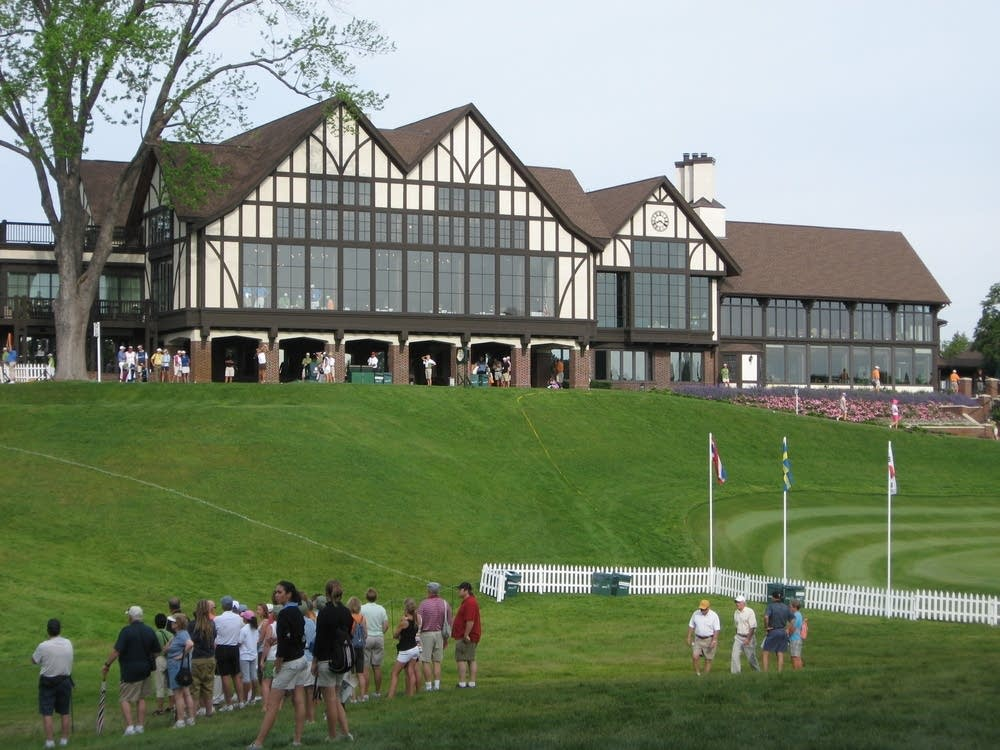 Interlachen clubhouse