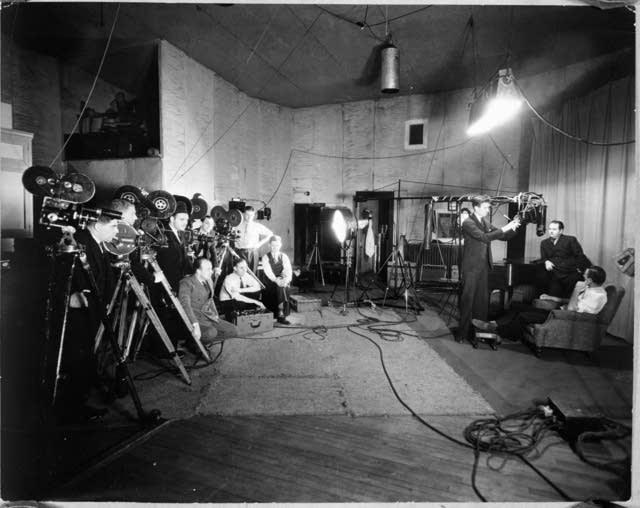 Studio of Ray-Bell Films