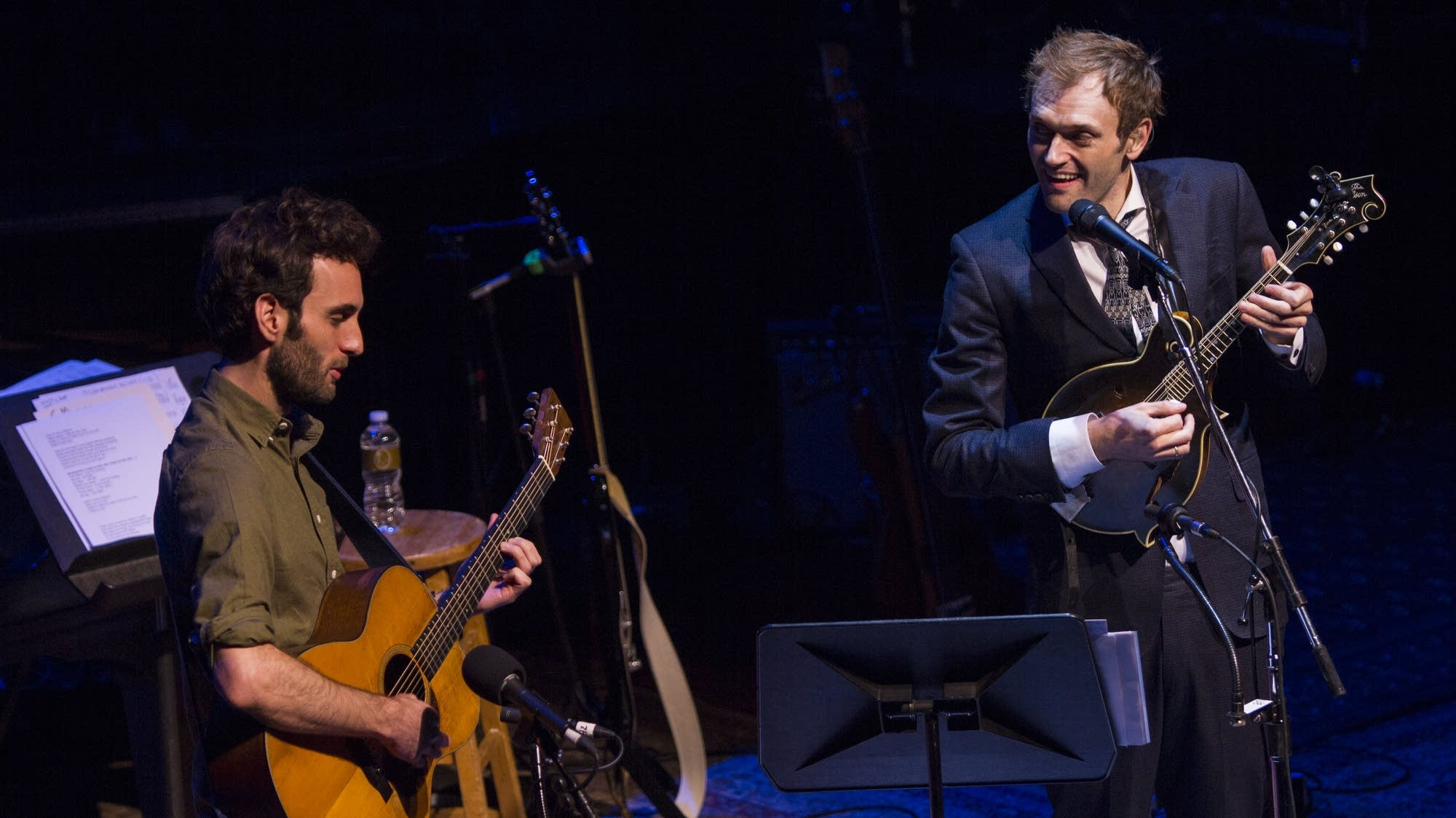 Julian Lage and Chris Thile
