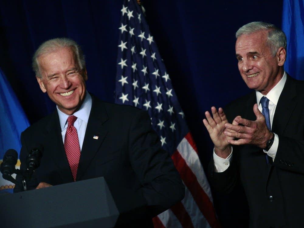Biden, Dayton